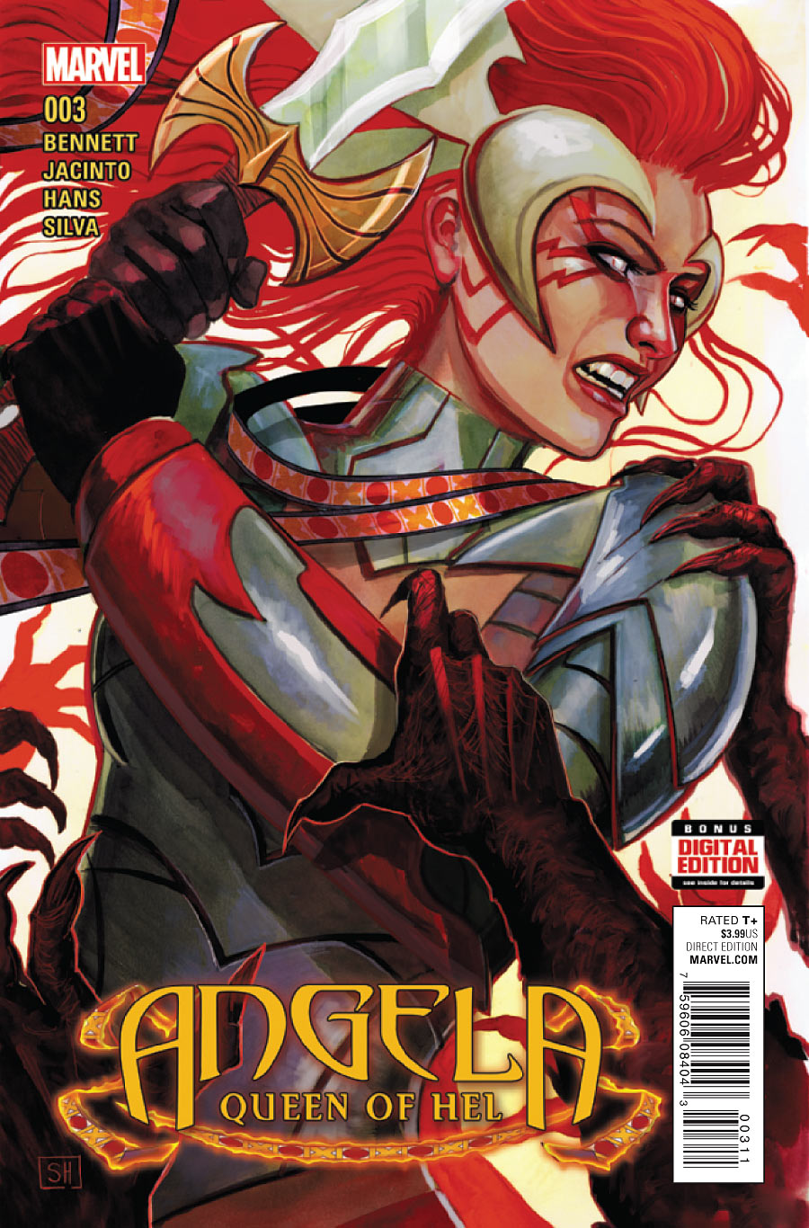 Angela: Queen of Hel Vol 1 3