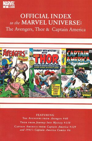 Avengers, Thor & Captain America Official Index to the Marvel Universe Vol 1 2.jpg