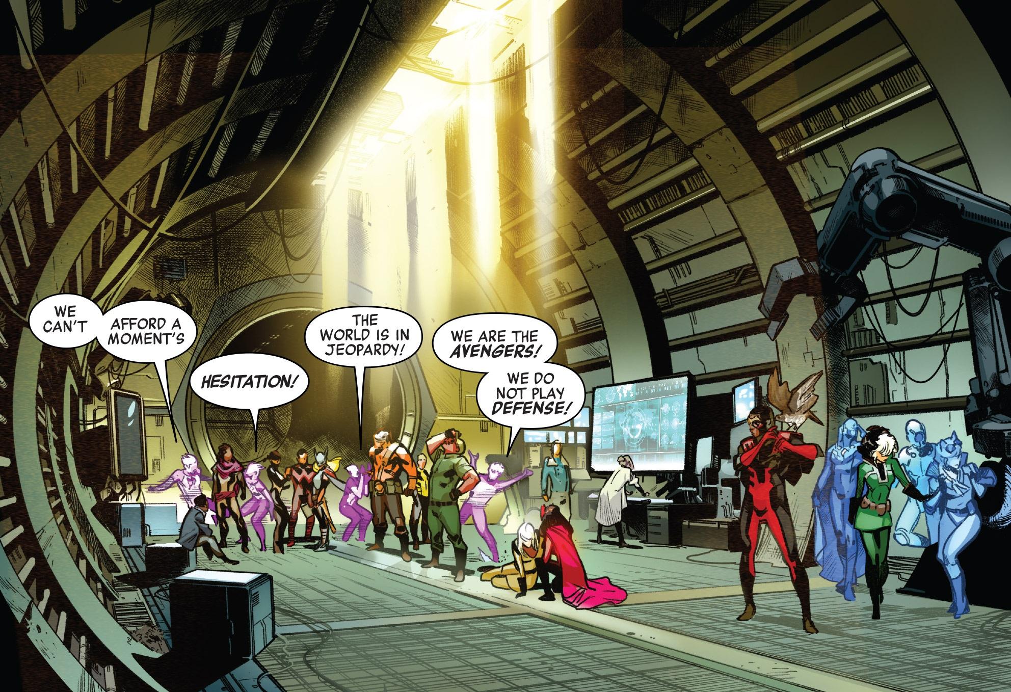Avengers Auxiliary Headquarters
