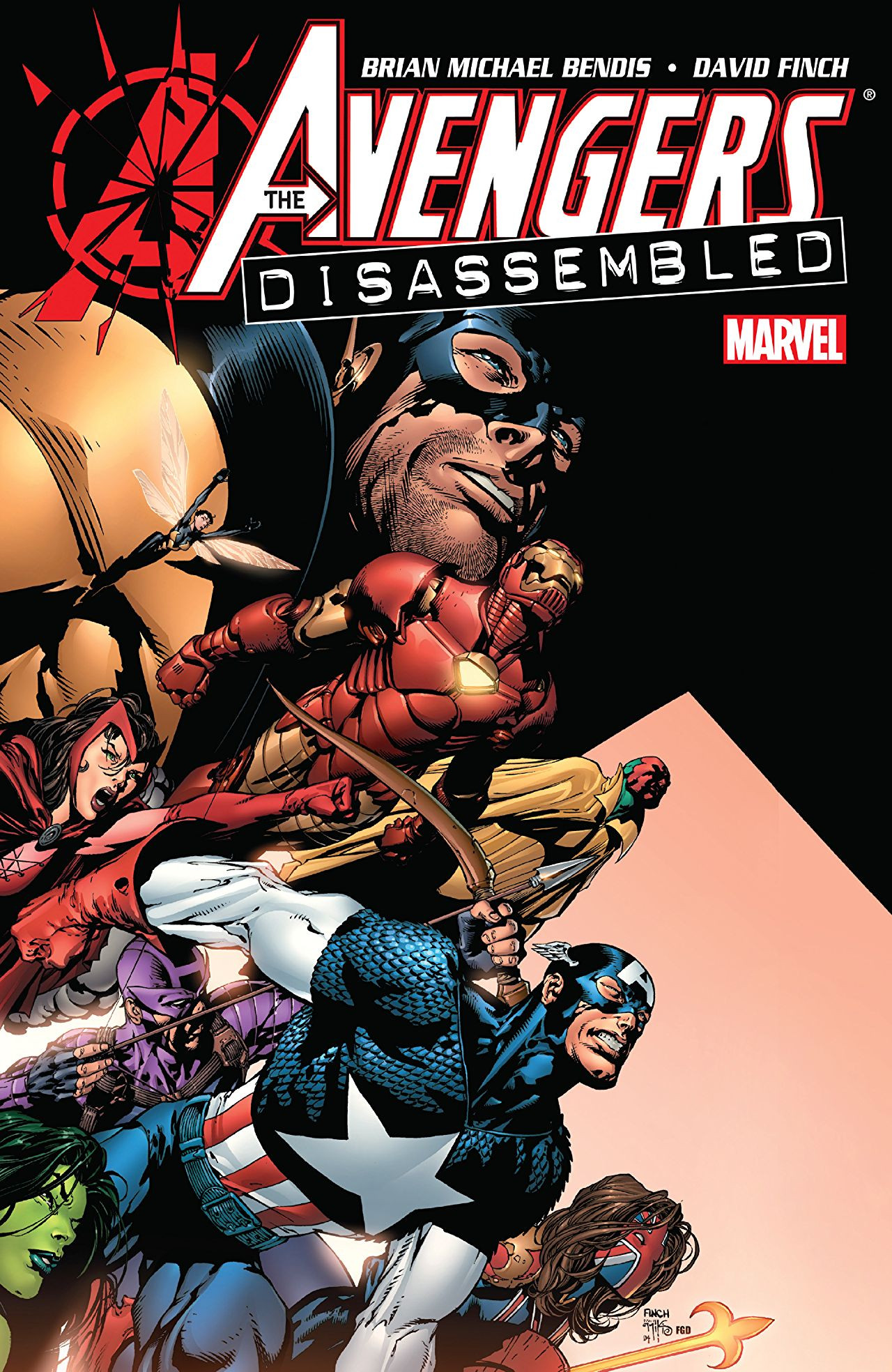 Avengers: Disassembled TPB Vol 1
