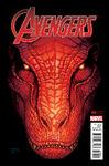 Avengers Vol 6 0 Kirby Monster Variant