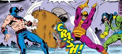 Batroc's Brigade (Earth-616) from Captain America Vol 1 303 0001.jpg