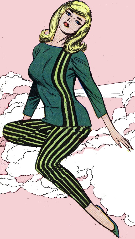 Beverly Carter (Earth-616)