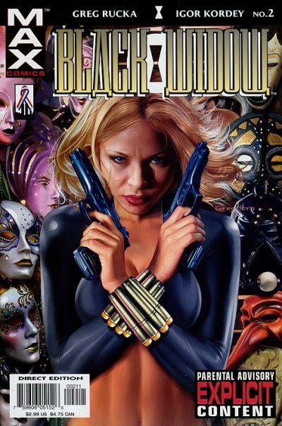 Black Widow: Pale Little Spider Vol 1 2