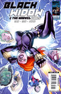 Black Widow and the Marvel Girls Vol 1 1