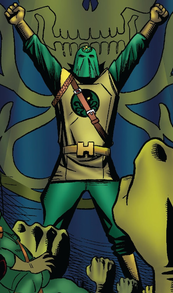 Hydra (Earth-71246)/Gallery
