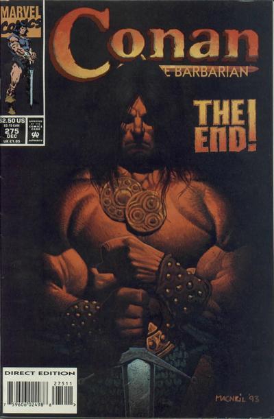 Conan the Barbarian Vol 1 275