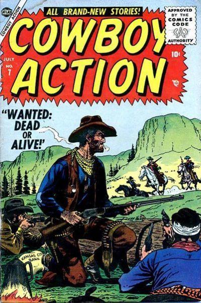 Cowboy Action Vol 1 7