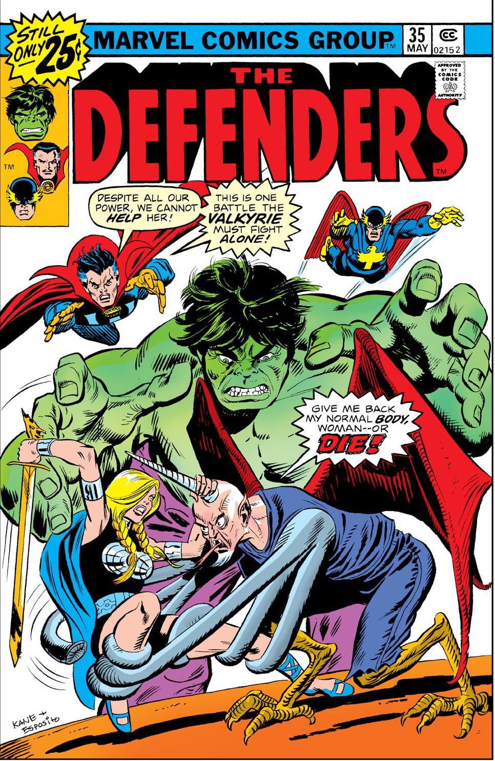 Defenders Vol 1 35