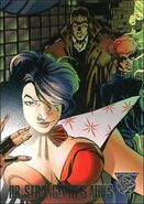 Dr Strangefate's Aides from Amalgam Comics (Trading Cards) 0001