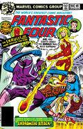 Fantastic Four Vol 1 204