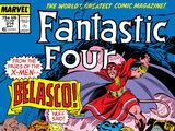 Fantastic Four Vol 1 314