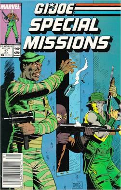 G.I. Joe: Special Missions Vol 1 17