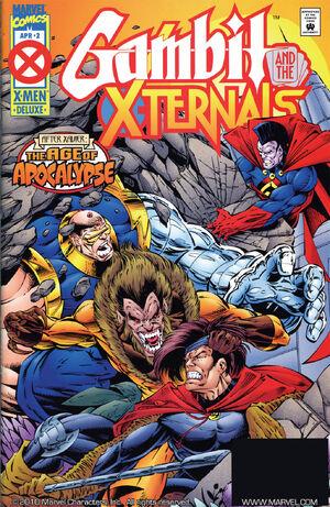 Gambit and the X-Ternals Vol 1 2.jpg