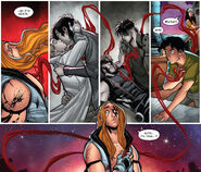 Gaveedra Seven (Mojoverse) and Julio Richter (Earth-616) from X-Factor Vol 4 9 001