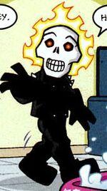 Ghost Walker (Earth-11911)