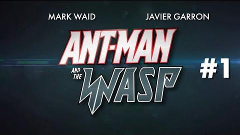 Go Behind The Scenes of ANT-MAN AND THE WASP 1!