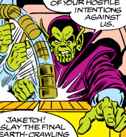 Hagar (Skrull) (Earth-616)