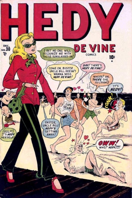 Hedy De Vine Comics Vol 1 30