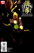 Immortal Iron Fist Orson Randall and the Death Queen of California Vol 1 1