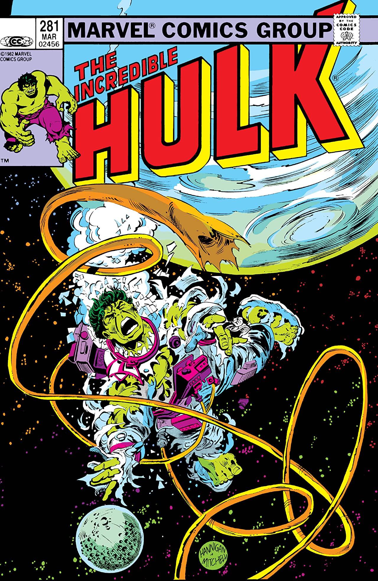 Incredible Hulk Vol 1 281