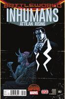 Inhumans Attilan Rising Vol 1 2