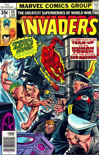 Invaders Vol 1 24