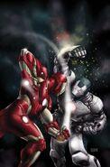 Invincible Iron Man Vol 1 510 Marvel Comics 50th Anniversary Variant Textless