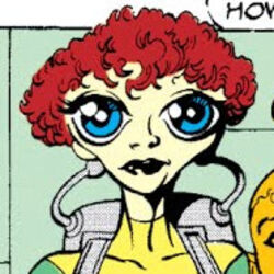 Iris (Warpies) (Earth-616)