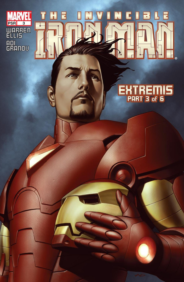 Iron Man Vol 4 3