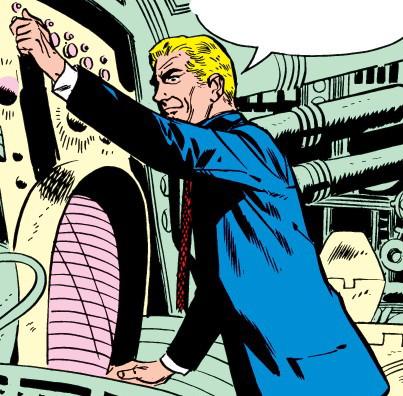 Joe Baxter (Mechanic) (Earth-616)