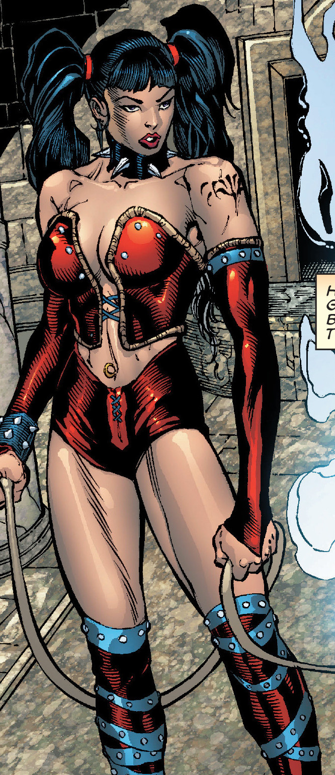 Leash (Earth-616)