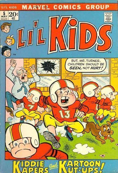 Li'l Kids Vol 1 5
