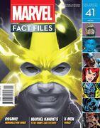 Marvel Fact Files Vol 1 41