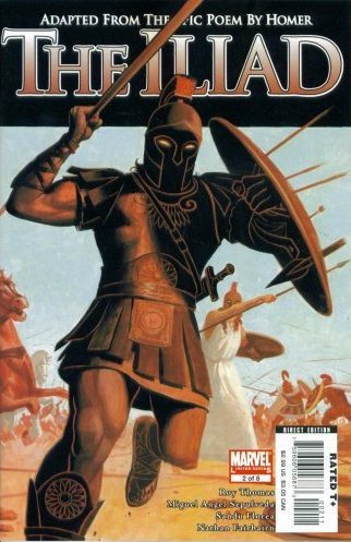 Marvel Illustrated: The Iliad Vol 1 2