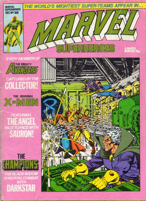 Marvel Super-Heroes (UK) Vol 1 368