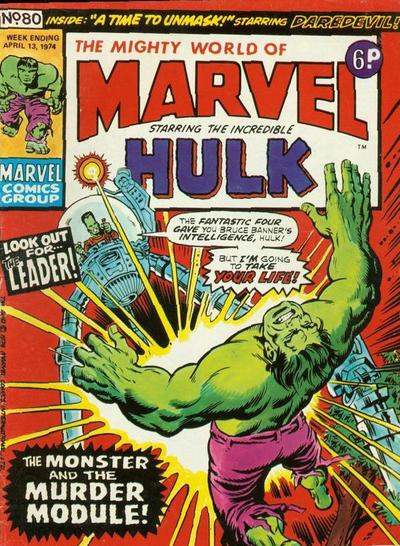 Mighty World of Marvel Vol 1 80