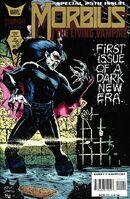 Morbius The Living Vampire Vol 1 25