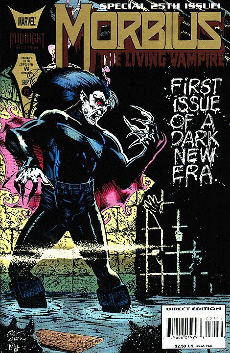 Morbius: The Living Vampire Vol 1 25