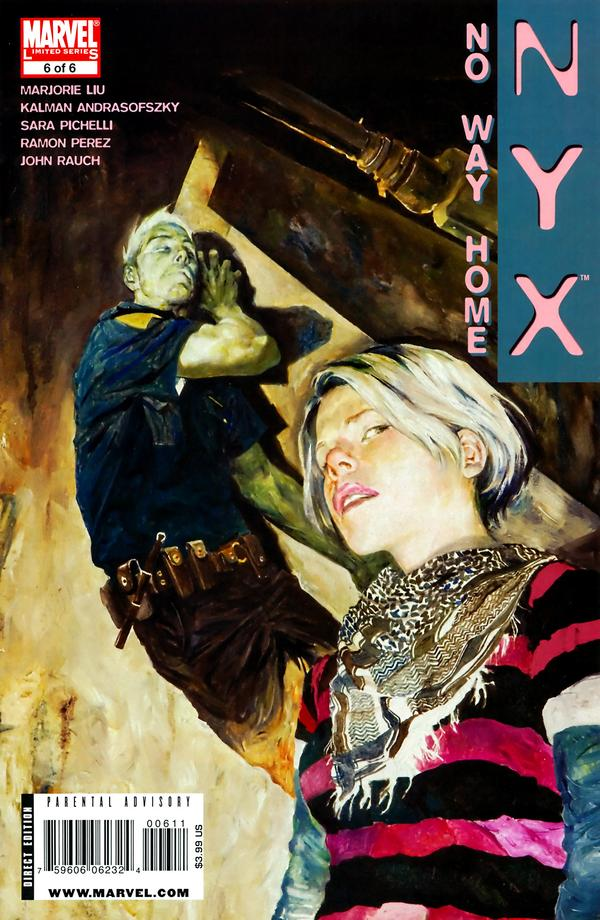 NYX: No Way Home Vol 1 6