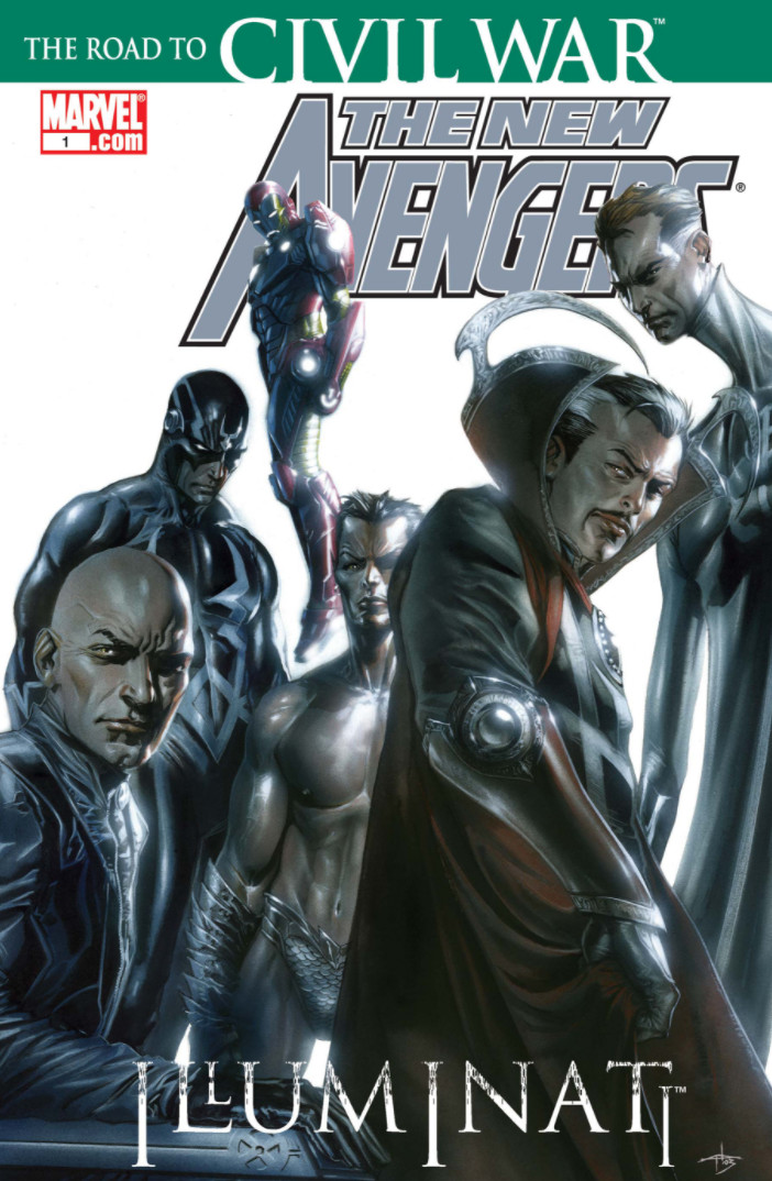 New Avengers: Illuminati Vol 1 1