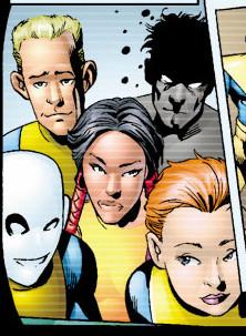 New Mutants (Earth-1081)