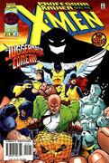 Professor Xavier and the X-Men Vol 1 12