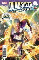 Quicksilver No Surrender Vol 1 1