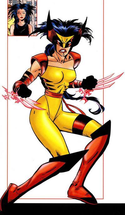 Rina Logan (Earth-982)