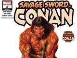 Savage Sword of Conan Vol 2 2