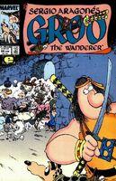 Sergio Aragonés Groo the Wanderer Vol 1 86