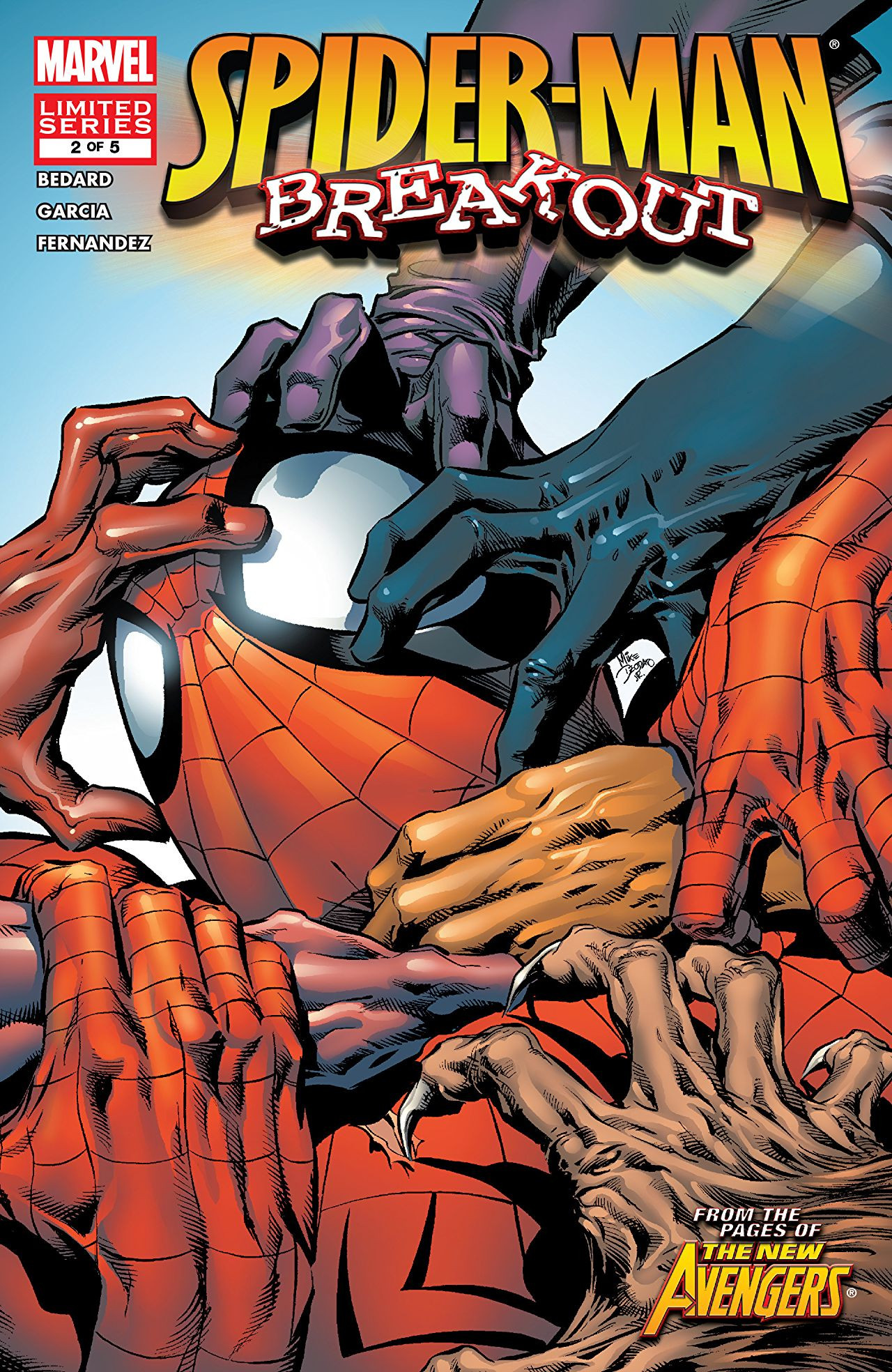 Spider-Man: Breakout Vol 1 2