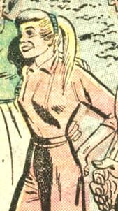 Susy Warner (Earth-616)