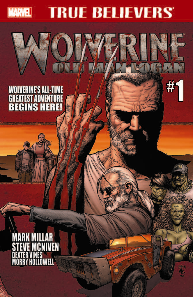 True Believers: Old Man Logan Vol 1